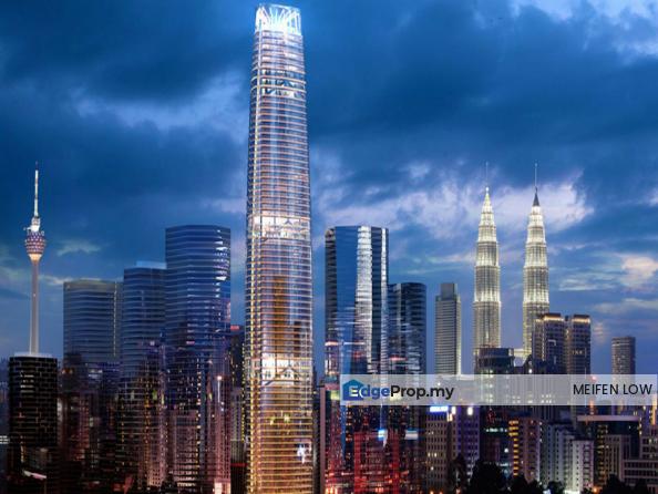 The Exchange 106, Kuala Lumpur, KL City