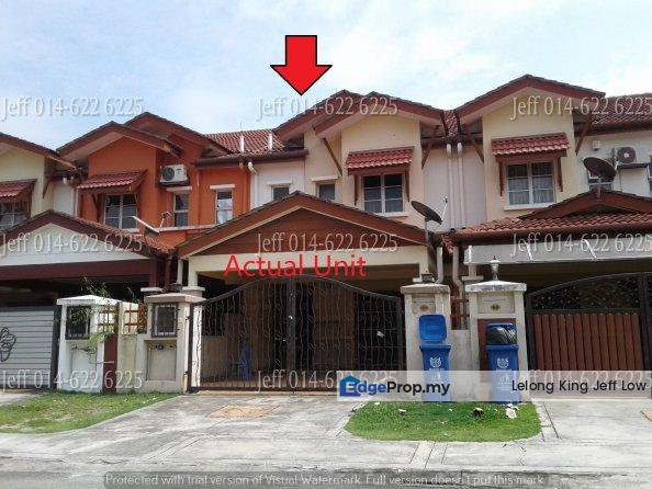 Well Keep VACANT UNIT- Denai Alam, Selangor, Denai Alam