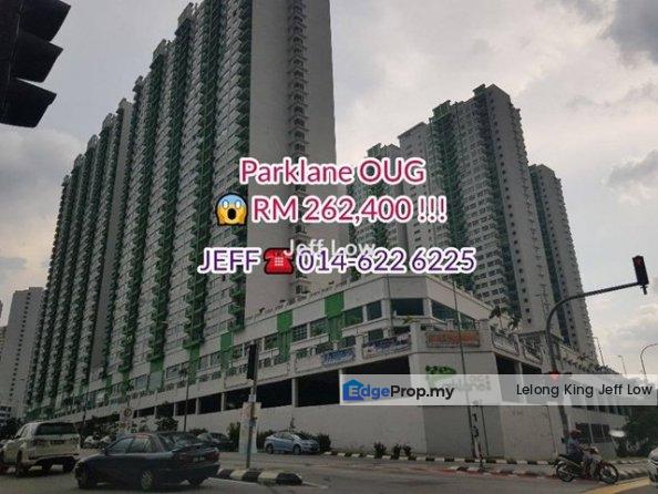 OUG Parklane, Vacant Unit , Free Hold ,Non-Bumi, Kuala Lumpur, Jalan Klang Lama (Old Klang Road)