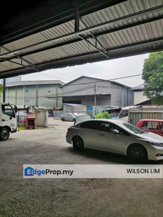 Land For Rent 19000 sf  Asking Rental RM8500, Selangor, Sungai Buloh