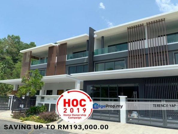 Selayang 3 Storey Link House, Selangor, Batu Caves