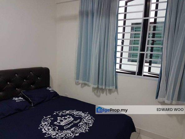 Sky Peak Apartment For Rent, Johor, Setia Tropika