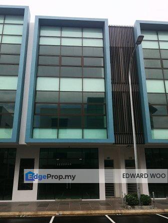 Dato Onn 3Sty Shop Lot For Rent, Johor, Johor Bahru