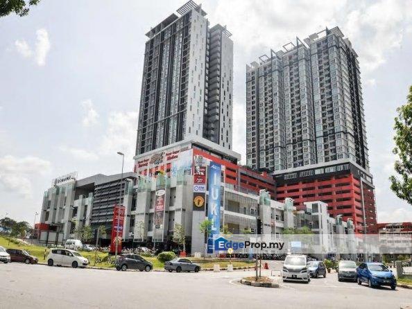 DE CENTRUM RESIDENCES, BANGI, Selangor, Bangi