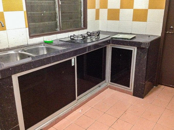 Apartment Mentari Court Sunway Ready Tenant, Selangor, Subang