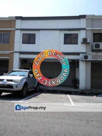 1.5 sty Link Factory for sale @ KOTA KEMUNING, sec, Selangor, Puchong