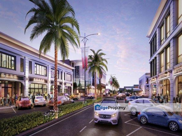 Frontier City Commercial , Negeri Sembilan, Seremban