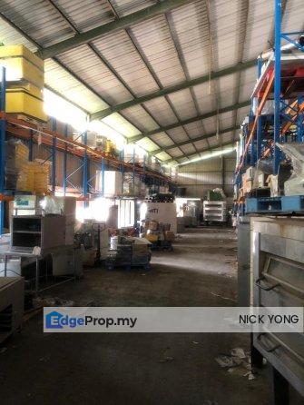 Factory Warehouse for Rent in Kg Baru Subang, Selangor, Shah Alam
