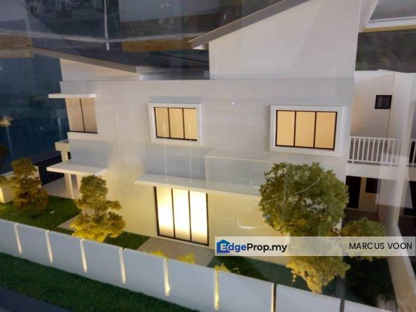 Rumah Semi-D 2 tingkat, Jenderam Hilir, Selangor, Dengkil
