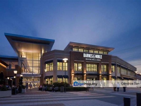 [ Walk to University & Mall ] Freehold Condominium, Selangor, Shah Alam