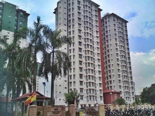 PANGSAPURI ILHAM  TTDI JAYA, SHAH ALAM , Selangor, Taman TTDI Jaya