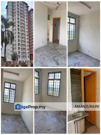 For Sale llham Apartment, TTDI Jaya , Shah alam , Selangor, Taman TTDI Jaya