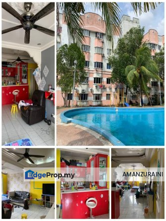 Mutiara Subang Apartment, Subang Bestari, U5, Selangor, Subang