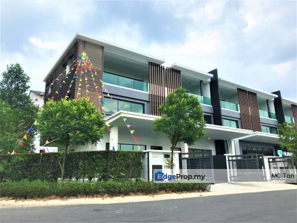 NEW Hijauan Hilltop Superlink (15mins to Kepong), Kuala Lumpur, Jinjang