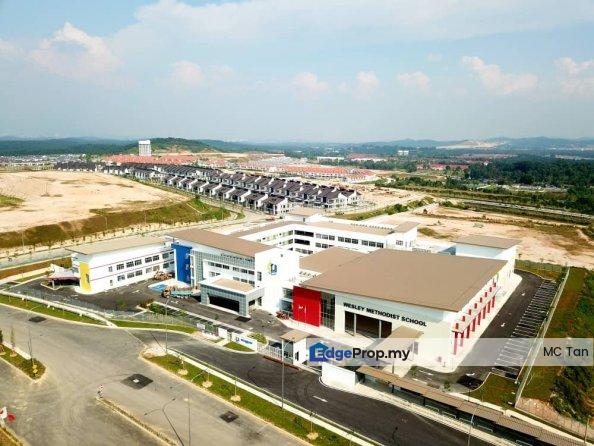 NEW Launch FREEHOLD Superlink 26x90, Selangor, Bukit Rahman Putra