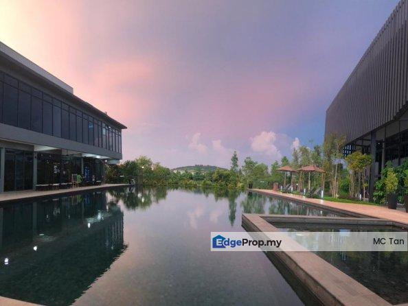 26x90 NEW FREEHOLD Superlink , Selangor, Damansara Damai