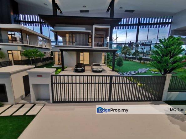 60x110 NEW FREEHOLD Bungalow, Selangor, Damansara Damai