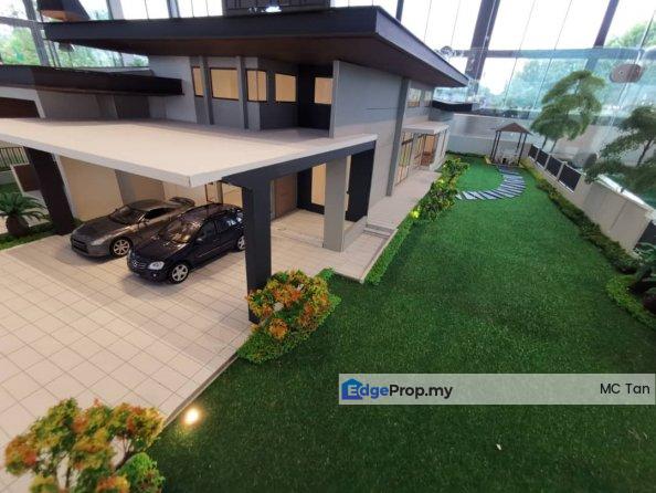 2019 FREEHOLD Bungalow 60x110, Kuala Lumpur, Desa Parkcity