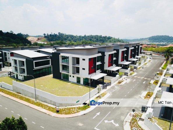 NEW 50x90 3 Storey Bungalow , Selangor, Shah Alam