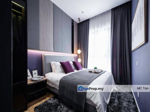 One Residences - 1250sf, Kuala Lumpur, Pudu