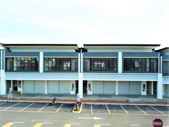 Bandar Seri Coalfield NEW Shoplot Township , Selangor, Sungai Buloh