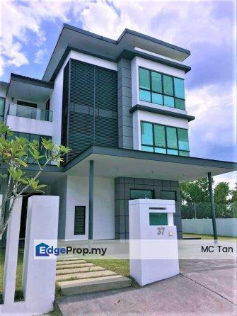 COMPLETED3 Story NEW FREEHOLD  Bungalow & SEMI D , Selangor, Bandar Kinrara Puchong