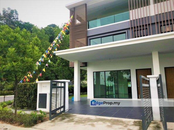 3-Storey Hilltop Superlink (Jln Kuching), Kuala Lumpur, Setapak