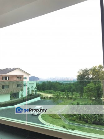Jln Kuching 3-Storey Hilltop Superlink , Selangor, Gombak