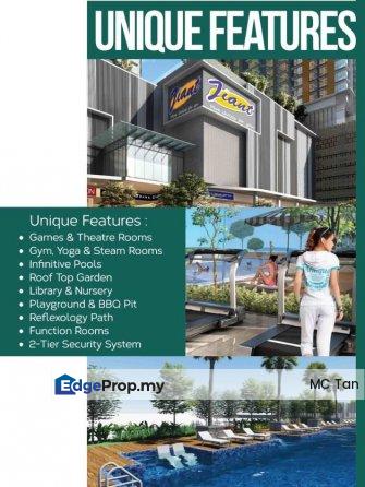 NEW KL City Center Condo D'Idaman Desa Tasik , Kuala Lumpur, Salak Selatan