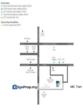 NEW KL Condo D'Idaman @ Sg Besi, Kuala Lumpur, Bandar Tasik Selatan