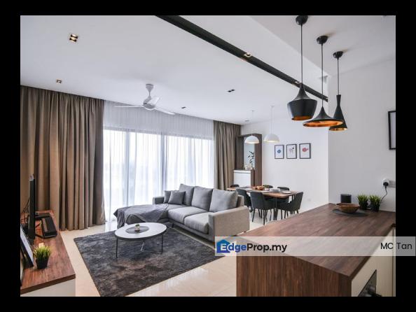 NEW Lake City Township Along Jln Kuching, Kuala Lumpur, Mont Kiara