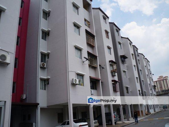 Sri Ros apartment, Kajang, Selangor, Kajang