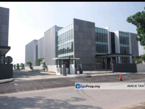 Alam Jaya Industrial Park, Selangor, Bandar Puncak Alam