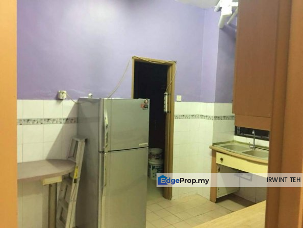 Impian Height Puchong Corner Spacious Apartment, Selangor, Puchong