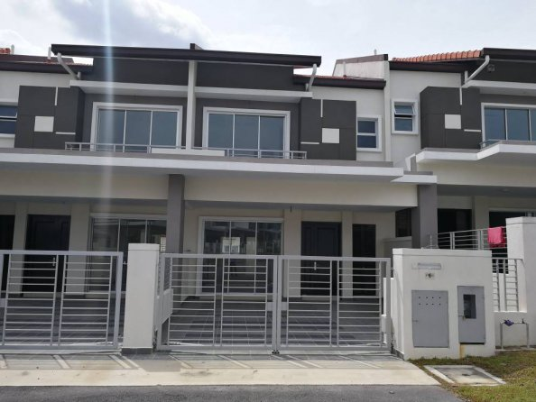 New Double Storey 22x75 Superlink, Selangor, Sungai Buloh