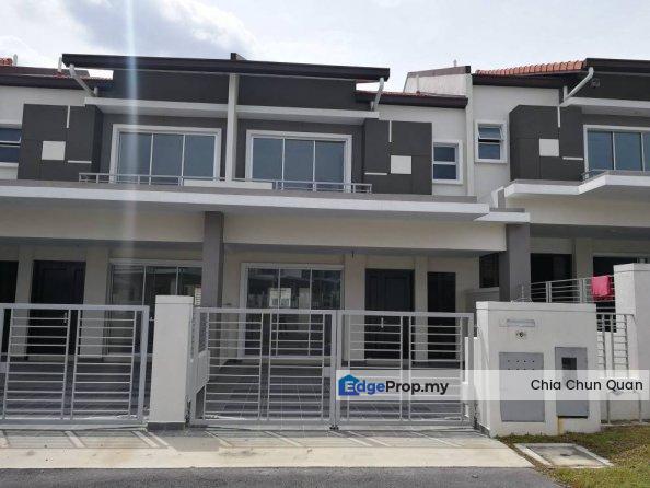 New Double Storey 22x75 Superlink , Kuala Lumpur, Segambut