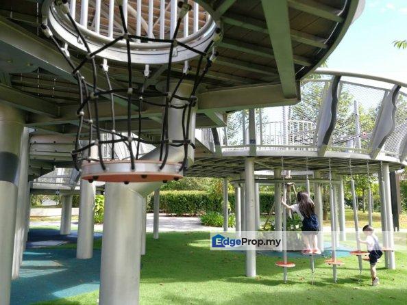 New Semi-D 40x100 Freehold Township, Selangor, Kota Damansara