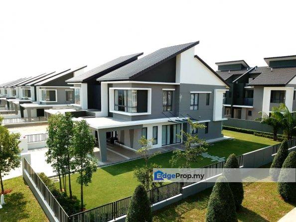 New Semi-D 40x100 Freehold Township, Selangor, Ara Damansara