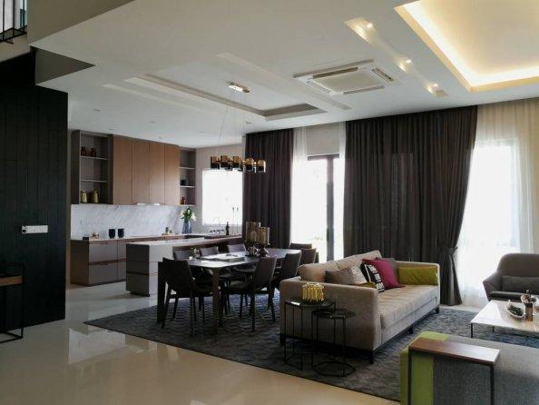 New Semi-D 40x100 Freehold Township  , Selangor, Subang