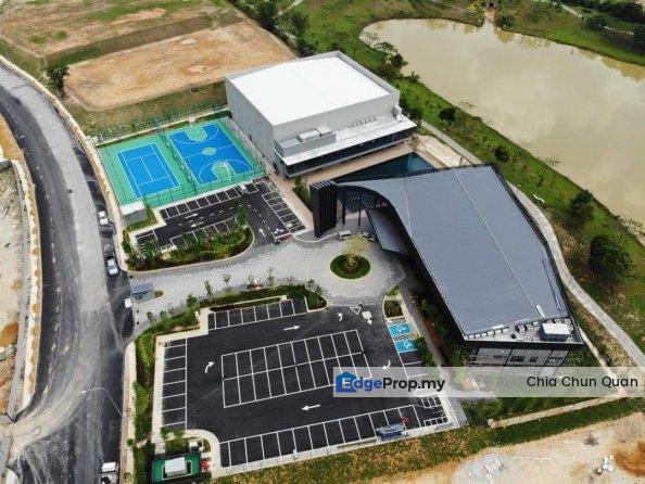 New Semi-D 40x100 Freehold Township, Selangor, Subang