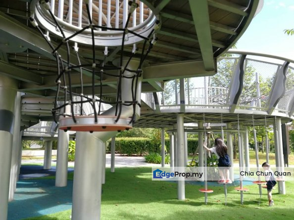 New Semi-D 40x100 Freehold Township, Selangor, Bukit Subang