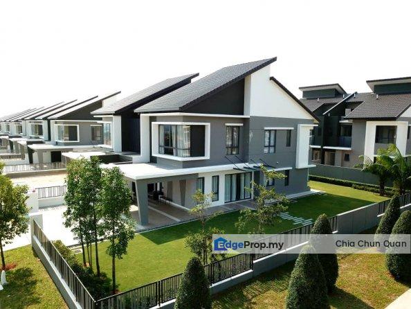 New Semi-D 40x100 Freehold Township , Selangor, Shah Alam