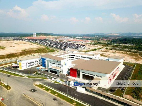 New Semi-D 40x100 Freehold Township, Selangor, Rawang