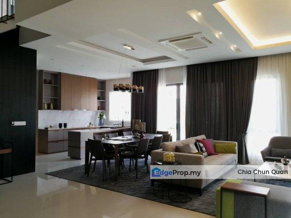 New Semi-D 40x100 Freehold Township, Selangor, Bandar Country Homes