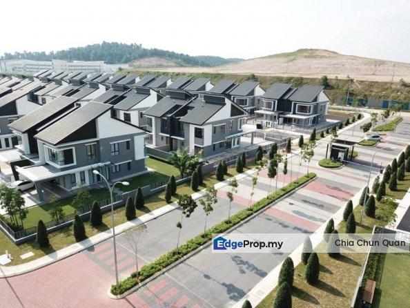 New Freehold Semi-D 40x100 Township, Selangor, Setia Alam/Alam Nusantara