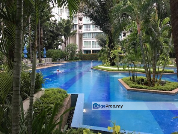 Airbnb hotspot! RM265 Freehold investment project!, Kuala Lumpur, KL City