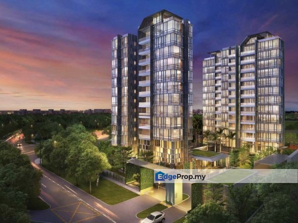 Freehold investment unit! Next to Premium Outlet!, Selangor, Cyberjaya