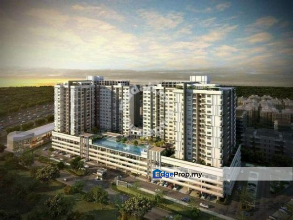 Investment Unit ! Freehold with free furniture! , Kuala Lumpur, KL Sentral