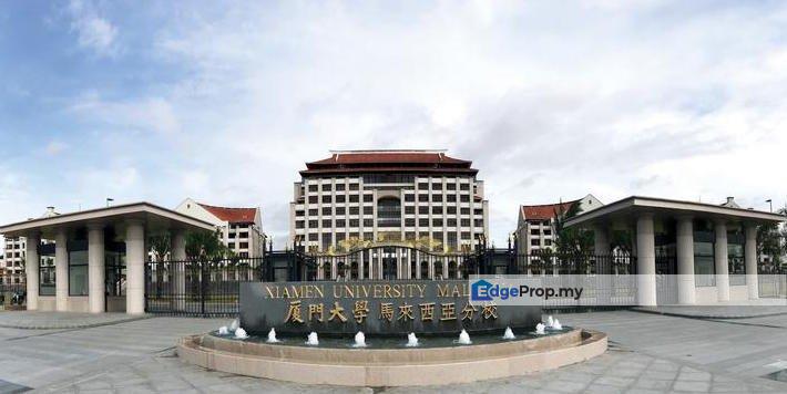 RM250K near Xiamen University + Premium Outlet, Kuala Lumpur, Bukit Jalil
