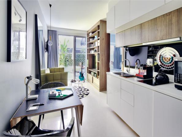 Rm250K Airbnb unit,High ROI Return,Free furniture, Kuala Lumpur, Setapak
